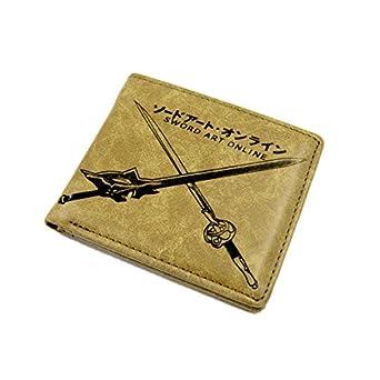 Sword Art Online Wallet (Khaki)