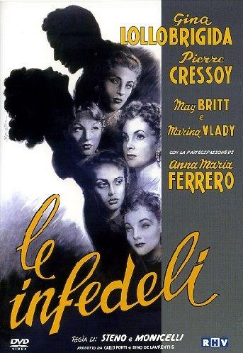 Le infedeli [Italia] [DVD]