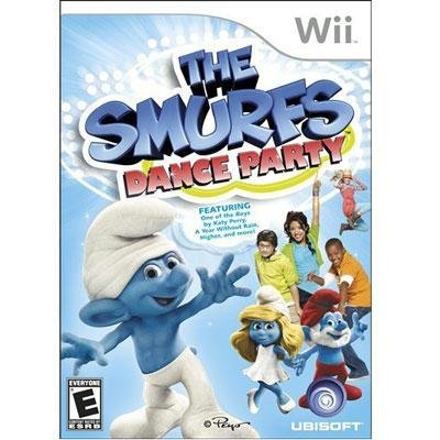 Quality The Smurfs Dance Party Wii By Ubisoft