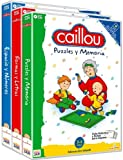 Pack Caillou