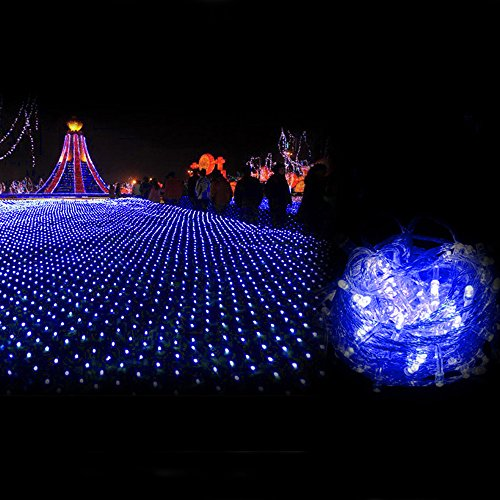 Design With String Lights : String Lights, Ecandy 2Mx3M 200 LED Linkable Design Net Mesh Fairy String Light Ideal for ...