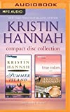 img - for Kristin Hannah - Collection: Summer Island & True Colors book / textbook / text book