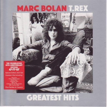 T. Rex - Greatest Hits - Zortam Music