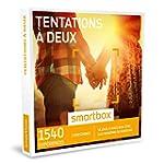 SMARTBOX - Coffret Cadeau - TENTATION...