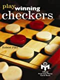 img - for Play Winning Checkers: Official Mensa Game Book (w/registered Icon/trademark as shown on the front cover) (Play Winning Checkers/Draughts) book / textbook / text book