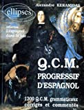 img - for Q.C.M. progressif d'espagnol book / textbook / text book