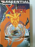 Essential Classic X-men 3 (1439580251) by Thomas, Roy