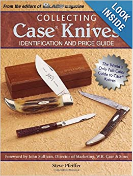 Case knife dating guide