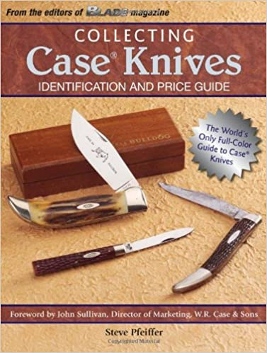 Case knives collectors guide