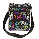 Disney Parks - Crossbody Bag - Mickey Mouse Colorful Pop Art