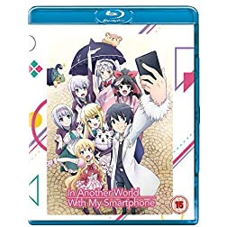 In Another World With My Smartphone - The Complete Series [Blu-ray]