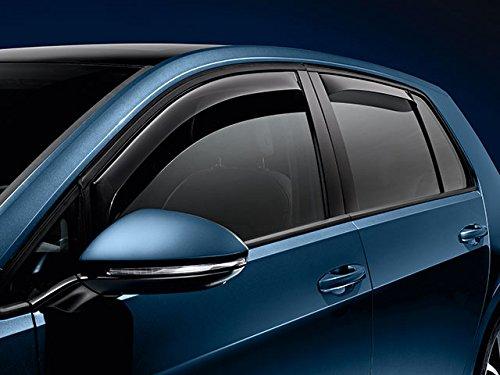 Mazda 3 2014 Sedan and hatchback new OEM side window deflectors BHN1-V3-700