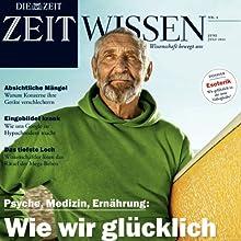 ZeitWissen: Juni/Juli 2011 Audiomagazin von  DIE ZEIT Gesprochen von: Tomas Kroger