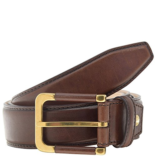 Cintura uomo The Bridge 03627901 marrone h 3,5 cm