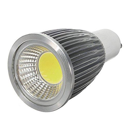 Kingso 7W Gu10 Cob Cree 110V Led Bulb Lamp Spot Light Bulb Non-Dimmable Warm White