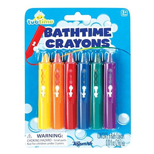 Toysmith Bathtime Crayons - 1