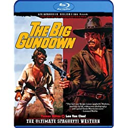 The Big Gundown (Blu-ray + DVD + CD) Combo
