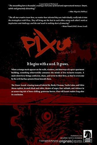 Pixu Mark Of Evil