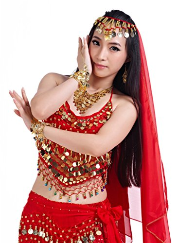 Belly Dance Costumes for Women Dreamspell® Dancing Suit Indian Style
