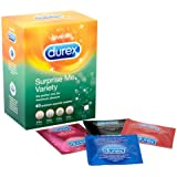 Durex Surprise Me Variety Condoms - Pack of 40