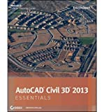 img - for [(AutoCAD Civil 3D 2013 Essentials )] [Author: Eric Chappell] [Jun-2012] book / textbook / text book