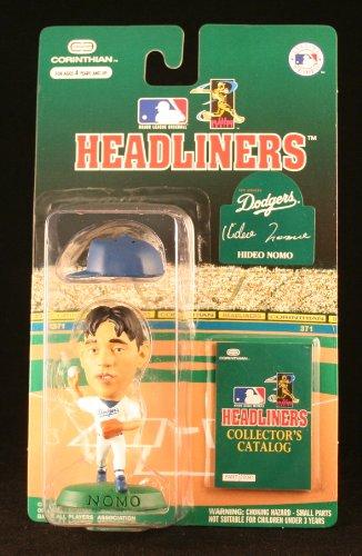 1996 Hideo Nomo MLB Headliners Figure