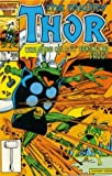 "Thor #366 ""Frog Thor Returns to Asgard"""