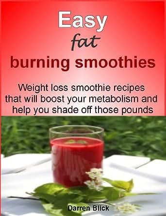 Free fat burning recipes I'd