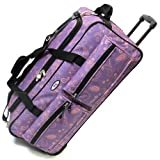 Jeep XXL Extra Large Wheeled Holdall - 5 Years Warranty! (Purple...