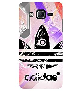 Evaluze LOGO Printed Back Cover for SAMSUNG GALAXY ON7 2015