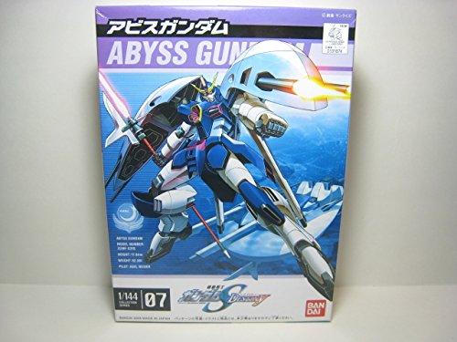 Bandai Hobby #07 Abyss Gundam 1/144, Bandai Seed Destiny Action Figure