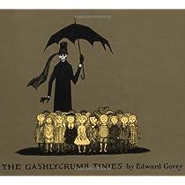 The Gashlycrumb Tinies Hardcover