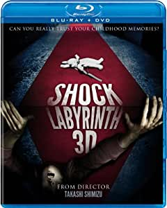 Shock Labyrinth [Blu-ray 3D + Blu-ray + DVD]