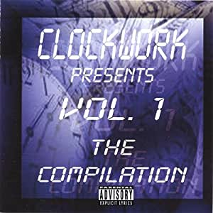 CLOCKWORK VOL. 1 COMPILATION