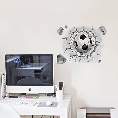 Dnven-32w-X-24h-PVC-Removeable-Wall-Art-Sticker-Decal-DIY-Room-Kid-Mural-Decor-Good-Letter-Soccer-Football