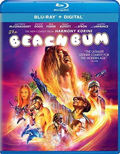 Blu-ray : Beach Bum