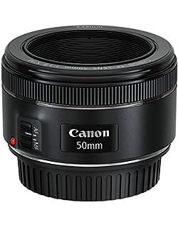 Canon EF 50mm F1.8 STM Objektiv (58mm Filtergewinde)