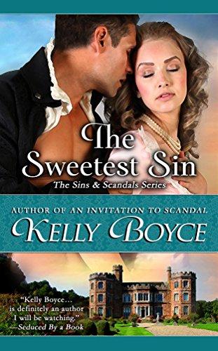 The Sweetest Sin by Kelly Boyce