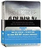 echange, troc Band of Brothers - Frères d'armes - Coffret intégral [Blu-ray]