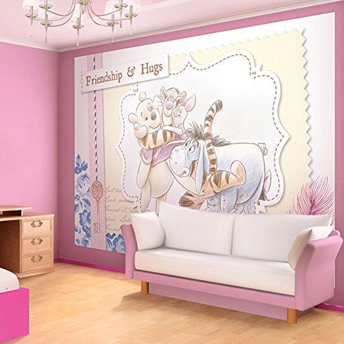fototapete winnie pooh preisvergleiche. Black Bedroom Furniture Sets. Home Design Ideas