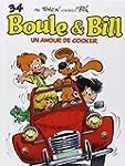 Boule & Bill 34 : Un amour de cocker