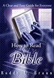 img - for How to Read the Bible book / textbook / text book