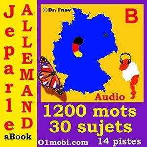 Je Parle Allemand (avec Mozart) - Volume Basic [German for French Speakers]   [01mobi.com]