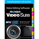 Movavi Video Suite 12 Video Editing Software Business [Download]