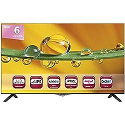 "LG 40UF695V - Televisor UHD (4K) de 40"" con Smart TV (2160x3840, 1200 Hz), negro"