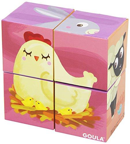 Goula 53417 - 4 Cubi Fattoria