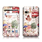 London Design Protective Decal Skin Sticker for Samsung Galaxy Player 5.0 Android MP3 Player