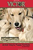 Victor Dog Food Grain-Free Active Dog and Puppy Beef Meal and Sweet Potato, 30-Pound
