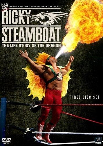 WWE リッキー・スティムボート ザ・ドラゴン [DVD]