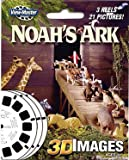 ViewMaster 3 Reel Set - Noah's Ark - Classic Figures - Made in USA